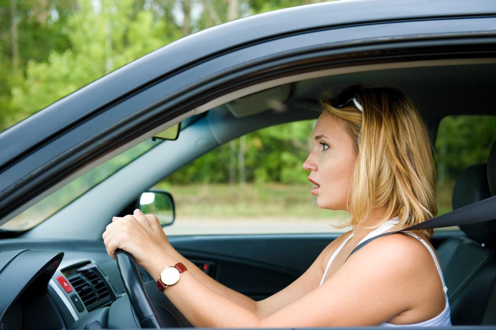 Amaxofobia y el miedo a conducir